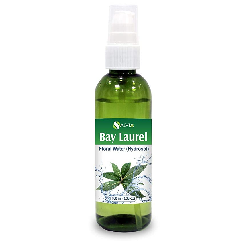 機知に富んだアニメーションスライムBay Laurel Floral Water 100ml (Hydrosol) 100% Pure And Natural