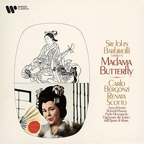 Renata Scotto, Carlo Bergonzi, Orchestra del Teatro dell'Opera di Roma & Sir John Barbirolli
