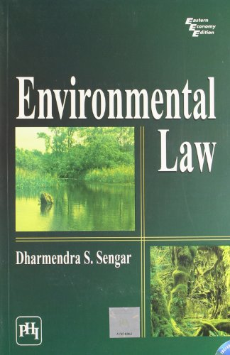 Environmental Law (With CD ROM)