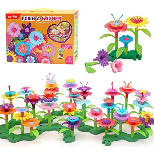 WISHTIME Garden Toys for Girls F...