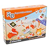 Science4you-R8 R8 Super Solar Robot, Juguete Educativo para Niños +8 Años, Multicolor (878098)