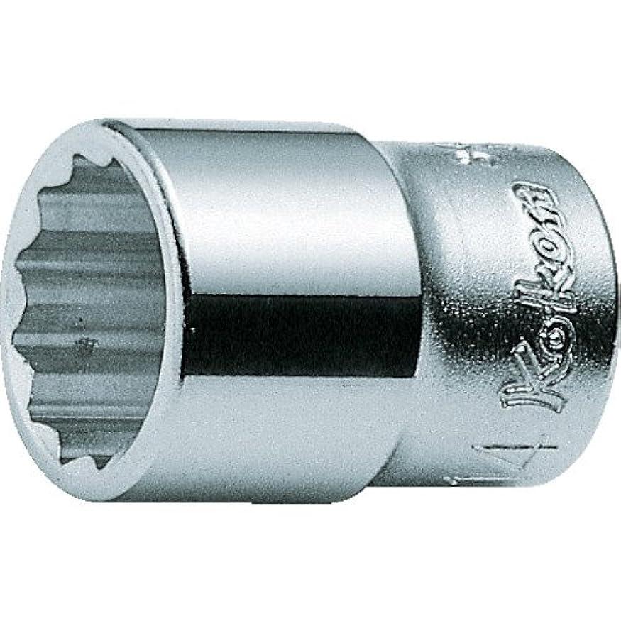 コーケン 3/8(9.5mm)SQ. 12角ソケット 14mm 3405M-14
