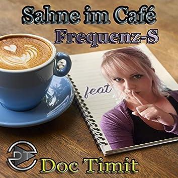 Sahne im Café