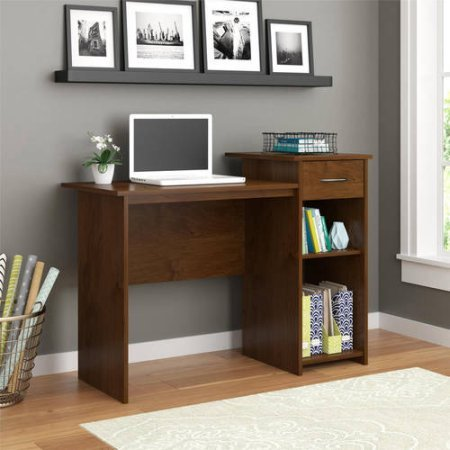 Mainstays Student Desk, Multiple Finishes (Northfield Alder