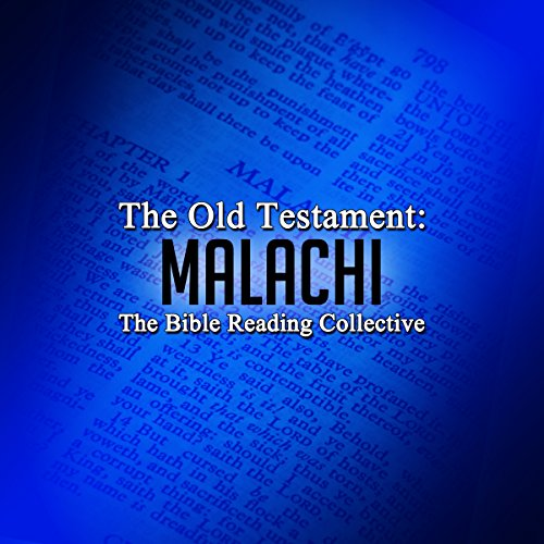 The Old Testament: Malachi audiobook cover art
