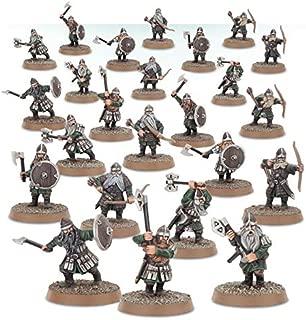 Middle Earth SBG: Dwarf Warriors