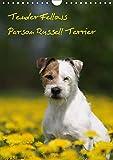 Tender Fellows - Parson Russell Terrier (Wandkalender 2019 DIN A4 hoch): Unsere fröhliche Terrierbande hat auch in 2017 viel erlebt. (Planer, 14 Seiten ) (CALVENDO Tiere)