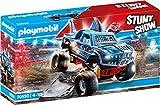 PLAYMOBIL Stuntshow 70550 Monster Truck Shark, Para niños de 4 a 10 años