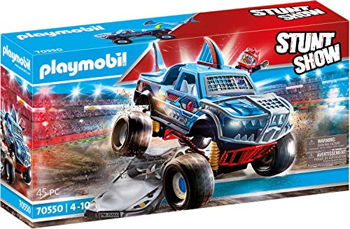PLAYMOBIL Stuntshow 70550 Monster Truck