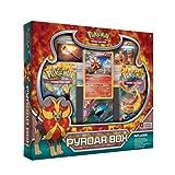 Pokemon Pyroar Box