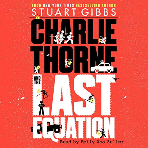 Charlie Thorne and the Last Equation cover art