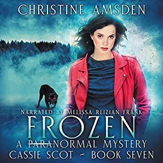Frozen: A ParaNormal Mystery audiobook cover art