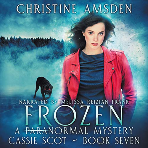 Frozen: A ParaNormal Mystery     Cassie Scot, Book 7              By:                                                                                                                                 Christine Amsden                               Narrated by:                                                                                                                                 Melissa Reizian Frank                      Length: 7 hrs and 15 mins     3 ratings     Overall 4.7