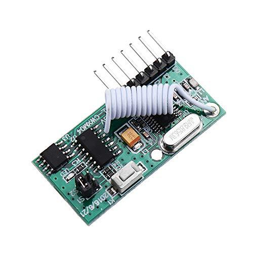 RLJJCS1163 3 unids 315MHz Radiocomunicaciones Recibir Control Módulo Superheterody Distant Drutter Module