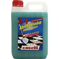 Caselli - Abrillantador - Triple acción - 5 l