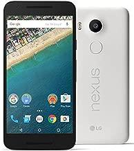 LG Google Nexus 5X H790 32GB Unlocked GSM & CDMA 4G LTE Android Phone w/ 12.3MP Camera - Quartz
