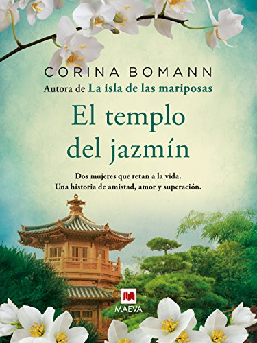 El templo del jazmín: Por la autora de La isla de las mariposas (Grandes Novelas) eBook: Bomann, Corina, Manero Jiménez, Laura: Amazon.es: Tienda Kindle