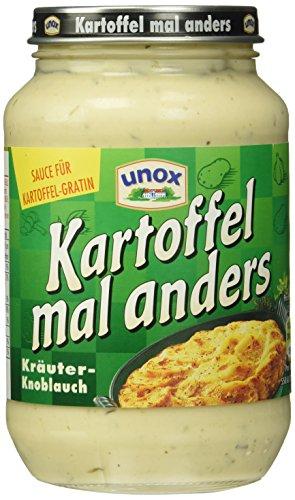 Unox Kart.Mal Anders Kräuter-Knoblauch, 10er Pack (10 x 400 ml)