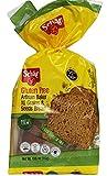 Schar NEW Gluten Free, Artisan Baker 10 Grains & Seeds Bread, 13.6 oz, Pack of 6
