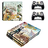 WANGPENG The Outer Worlds Ps4 Pro Skin Sticker Calcomanía para...