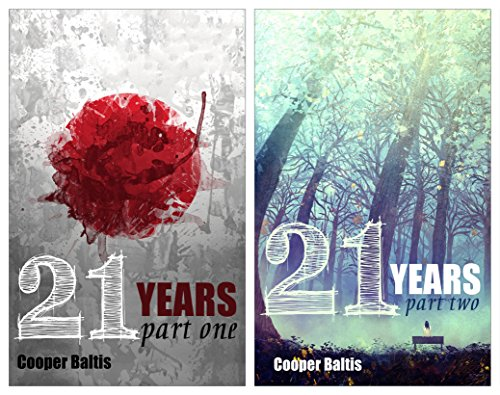 21 Years: Book One and Two A manga novel for English Language Learners (A Hippo Graded Reader) (English Edition)