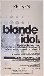 Redken Blonde Idol Blue Oil Lightener System Aceite Capilar - 60 gr