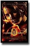 Hunger Games Poster – Promo Flyer 2012 Film – 28 x 43