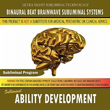 Ability Development