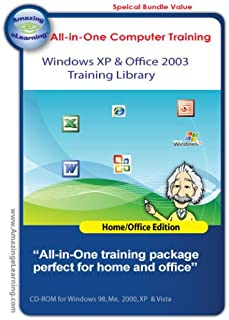 All-in-One Windows XP and Office 2003/2002 Training Courses