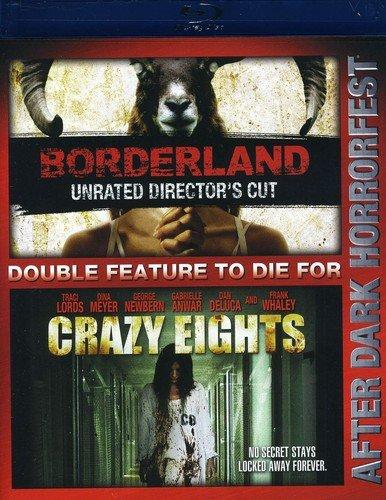 Borderland & Crazy Eights [Edizione: Stati Uniti] [USA] [Blu-ray]
