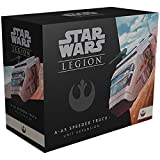 Star Wars Legion – A-A5 Speeder Truck Expansion   Miniature War Game   Strategy Game for Teens and Adults   Ages 14 and up  2 Players   Average Playtime 1 – 2 Hours   Made by Fantasy Flight Games