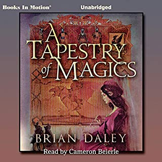 A Tapestry of Magics audiobook cover art