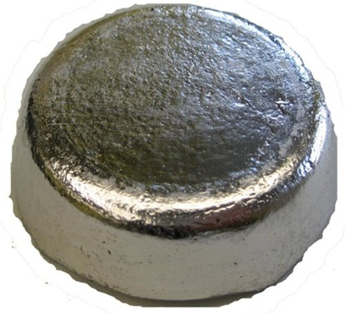 RotoMetals Indium Ingot 99.99% Pure 1 Oz