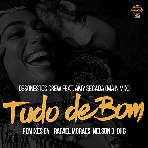 Desonestos Crew feat. Amy Secada