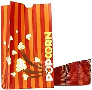 Amazon com: popcorn bags flat bottom