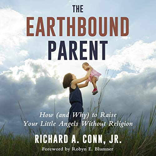 The Earthbound Parent audiobook cover art
