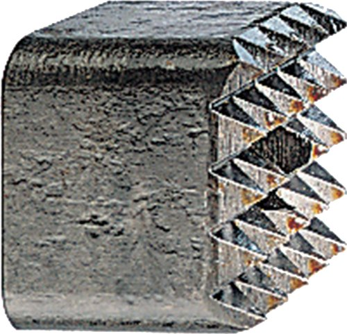 Bosch 1 618 623 205 - Placa de abujardar (60 x 60 mm, 5 dientes)