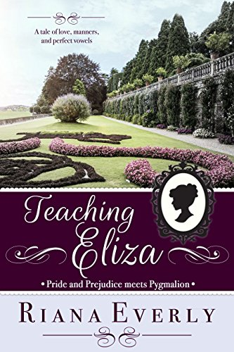 Teaching Eliza by [Riana Everly]