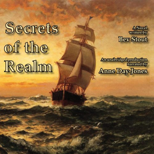 Secrets of the Realm audiobook cover art