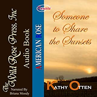 Someone to Share the Sunsets audiobook cover art