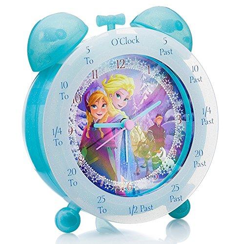 Disney Frozen Reloj de Mesa para...