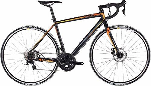 Forme Longcliffe 0 Road Bike 2016 Black/Orange 58cm