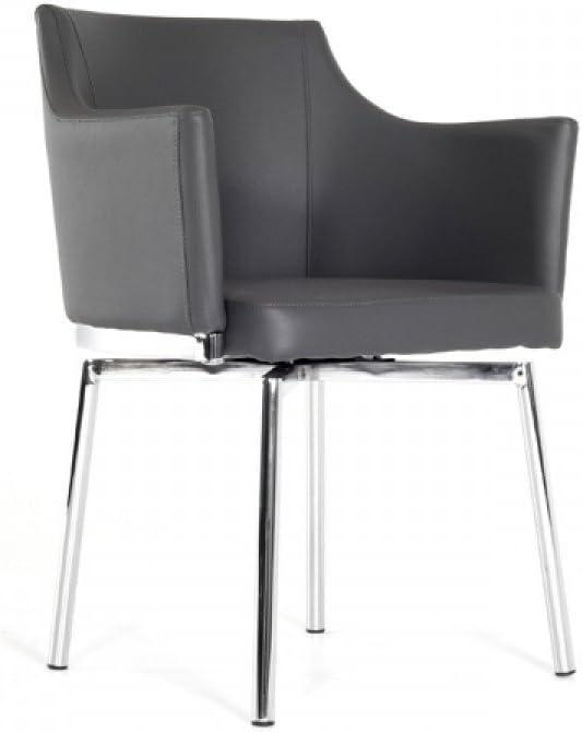 Outstanding Limari Home Negis Dining Grey Over item handling ☆ Chair