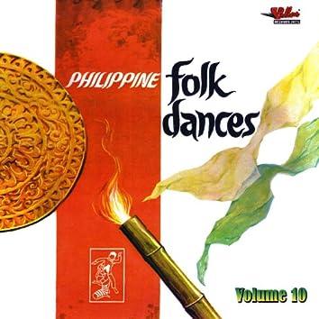 Philippine Folk Dances, Vol. 10