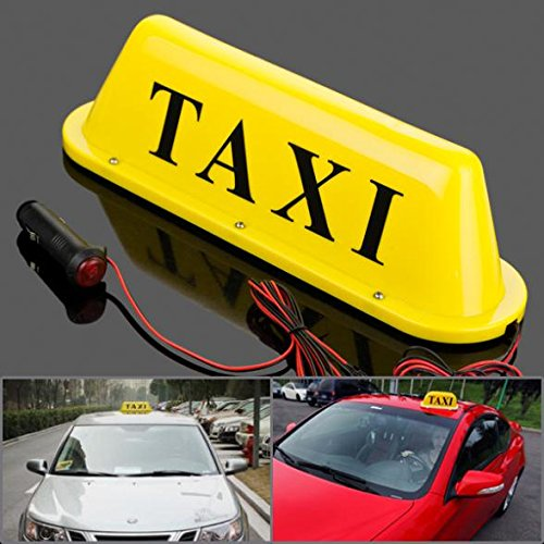 Top taxi sign magnetic base for 2021