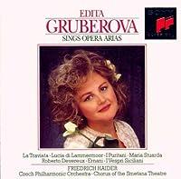 Edita Gruberova Opera Arias by Edita Gruberova