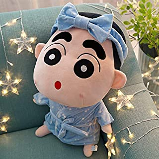 Plush toys plush toys large fine for anyone to look good Moon and stars bathrobes (round eyes, 60 cm Moon and stars bathrobes (round eyes, 60 cm
