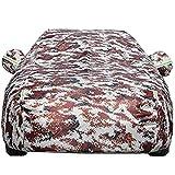 QCYP Cubierta de Coche Adecuado para Chevrolet Malibu sombrilla a Prueba de Lluvia Cubierta Exterior Coche Artículos de Verano e Invierno para automóviles