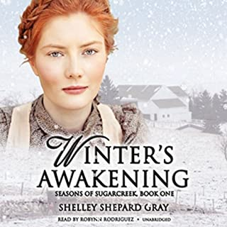 Winter's Awakening audiobook cover art