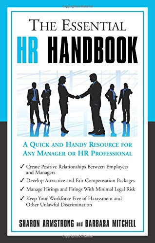 The Essential HR Handbook: A Quick and Handy Resource for...